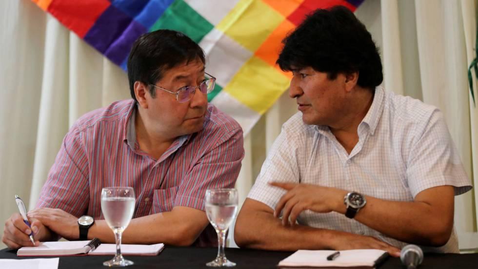 El Tribunal Electoral de Bolivia impide la candidatura de Evo Morales al Senado