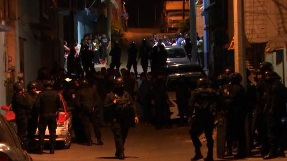 autoridades capitalinas en domicilio de xochimilco en el que presuntamente estuvo fatima