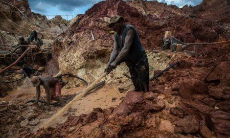 mina ilegal venezuela