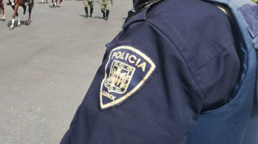 Detienen a nueve policías de la Ciudad de México por secuestro