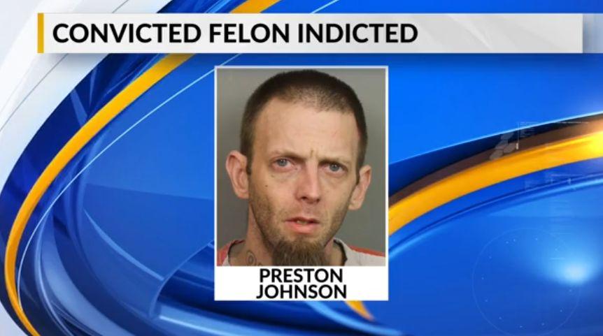 Johnson Preston