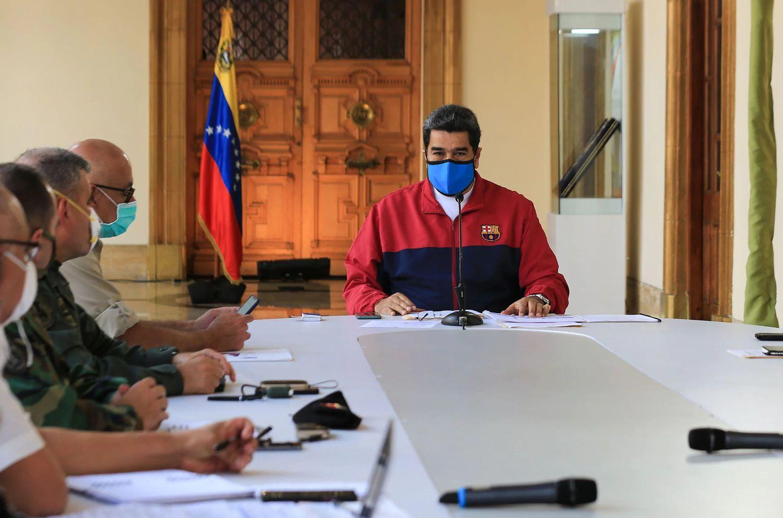 Nicolas Maduro 1