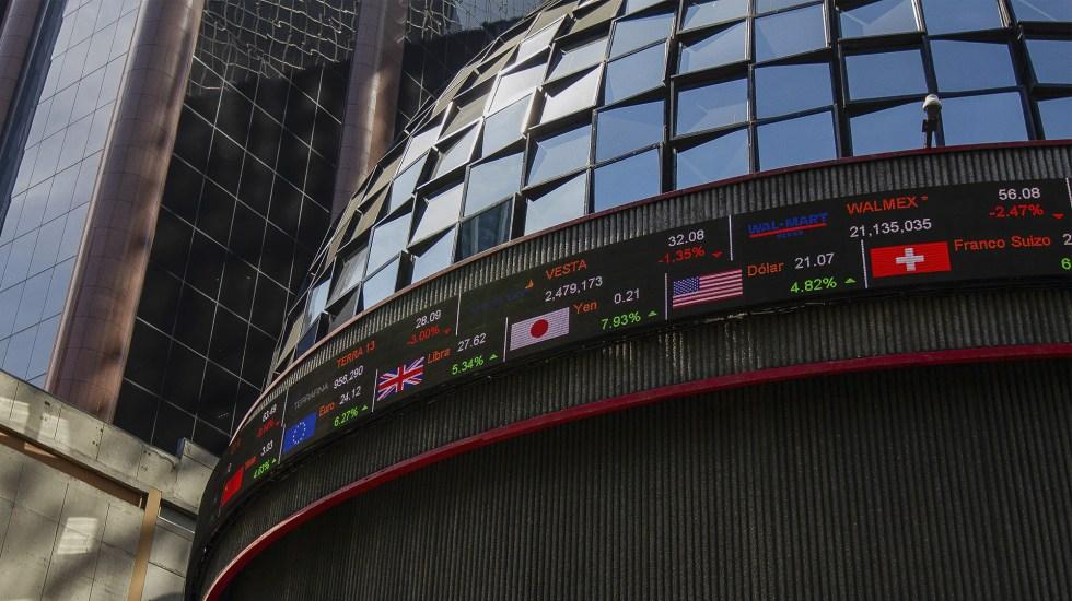 Bolsa Mexicana de Valores tiene su peor caída en 11 años