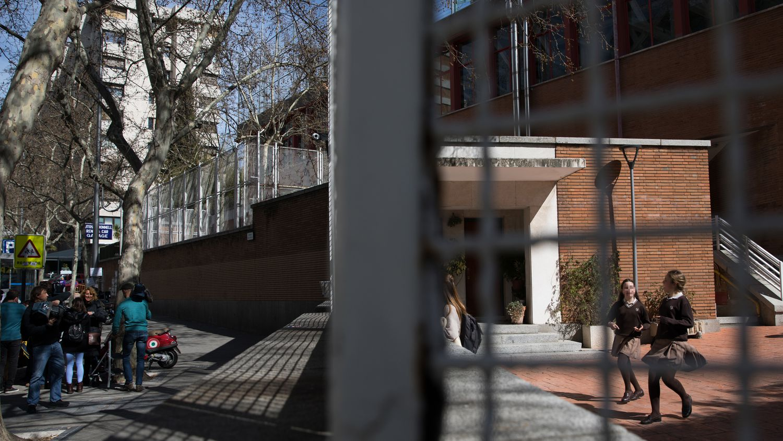 colegio Paraiso Sagrados Corazones de Madrid