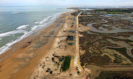 erosion playa camposoto