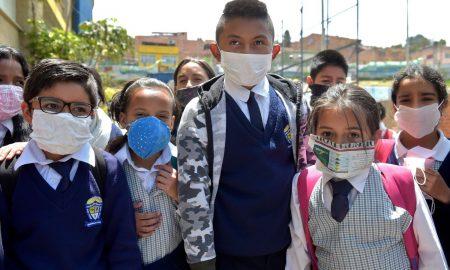 estudiantes colombianos