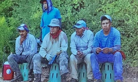 habitantes de Comachuen