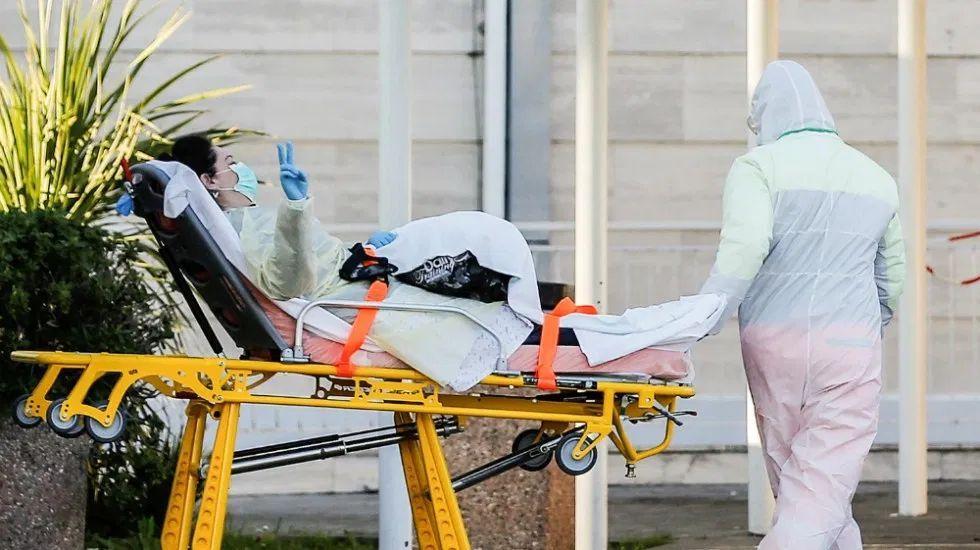 Italia supera los 2 mil muertos por COVID-19; suman 349 más que ayer
