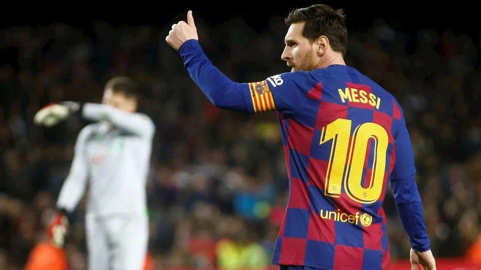 Messi confirma que primer equipo del Barcelona aceptó recorte de salarios por COVID-19