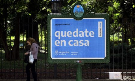 mujer en argentina