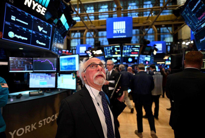 Wall Street vive su jornada más negra desde la irrupción del coronavirus