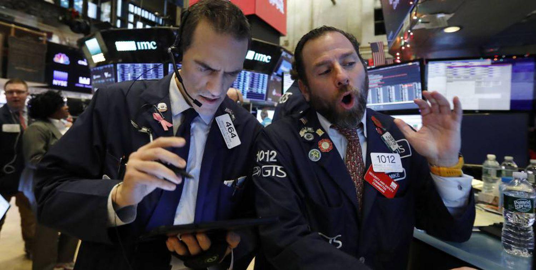 Wall Street cierra su peor jornada desde la crisis financiera de 2008 con una caída del 7,8%