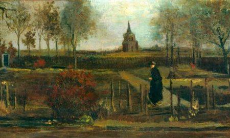 roban cuadro de van gogh de museo holandes cerrado por covid 19