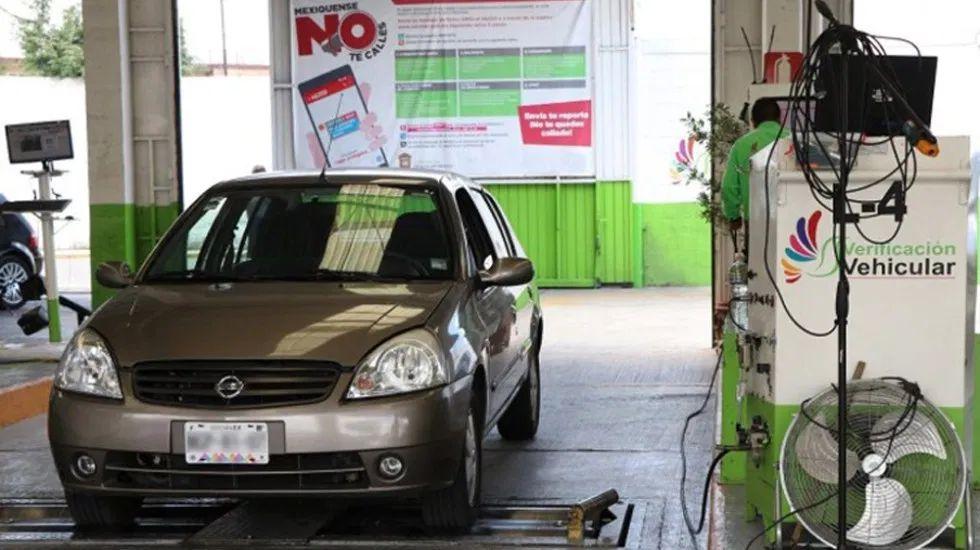 Estado de México da prórroga para verificación vehicular por COVID-19