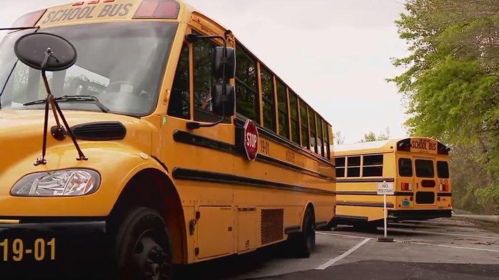 autobuses escolares de Hoover