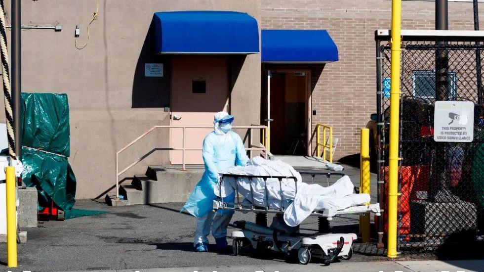 Nueva York registra la mayor cantidad de muertos por COVID-19 en un día