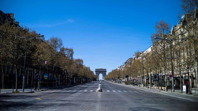 Francia registra 833 muertos en las últimas 24 horas, su mayor cifra de víctimas en un día desde el inicio de la crisis