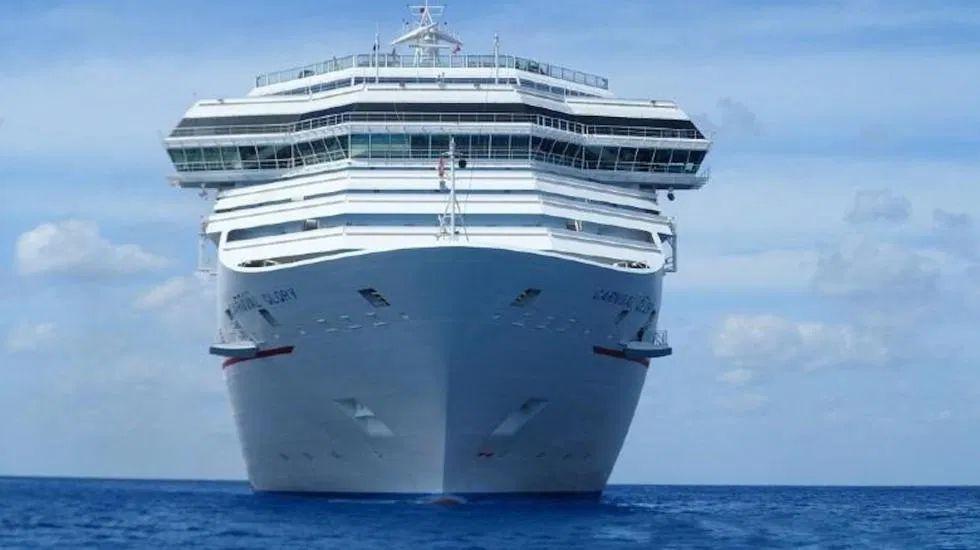Mexicanos en crucero descenderán en San Diego este viernes