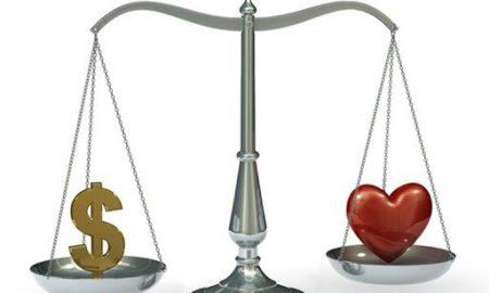 dinero o salud