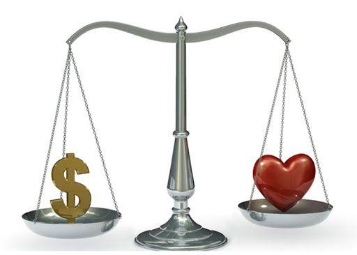 ¿Dinero o salud?