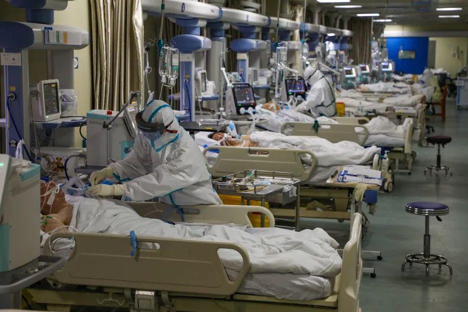 El mundo ya superó los 100 mil muertos por coronavirus y sigue avanzando