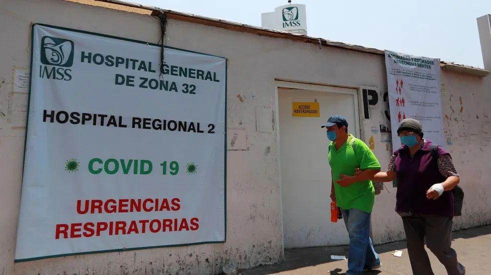 Declaran Fase 3 de la emergencia sanitaria por COVID-19 en México