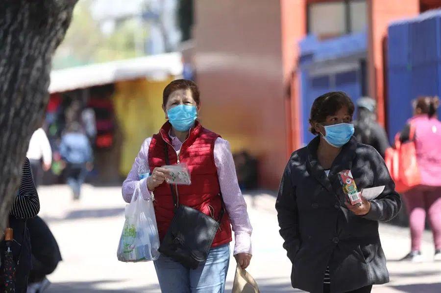 México suma otra jornada de 100 muertos y ya tiene más de 10,000 contagiados