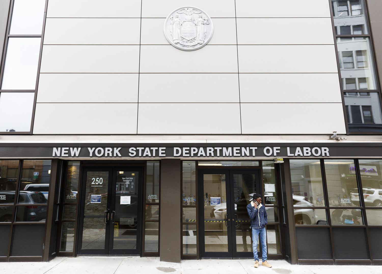 La cifra de desempleados en EE UU aumenta 6,6 millones más en una semana