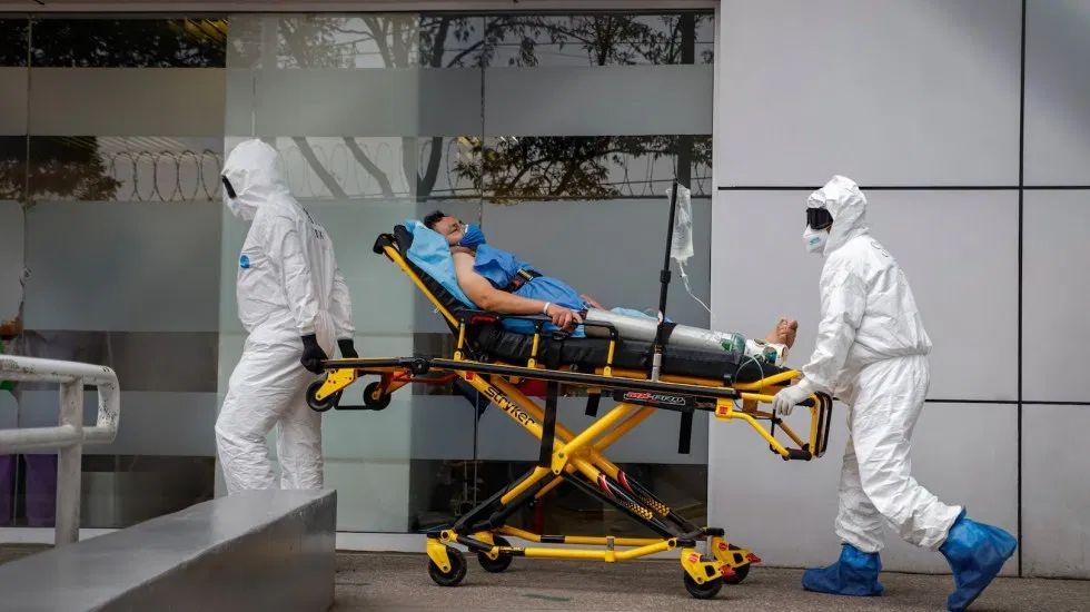 Hospitales privados de la Ciudad de México, saturados de pacientes con COVID-19
