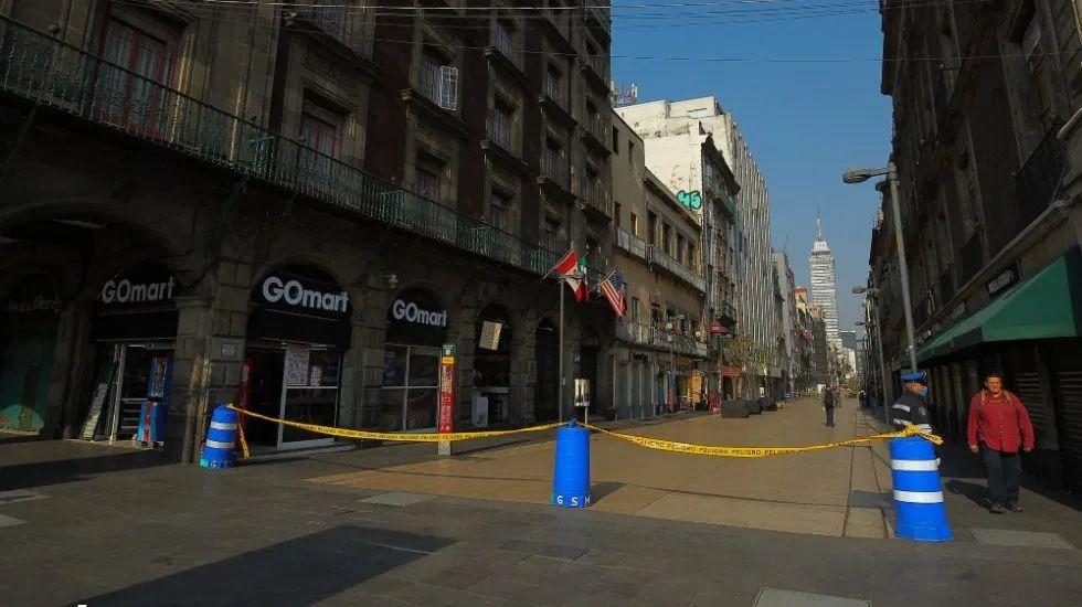 madero cdmx ciudad de mexico covid19 coronavirus