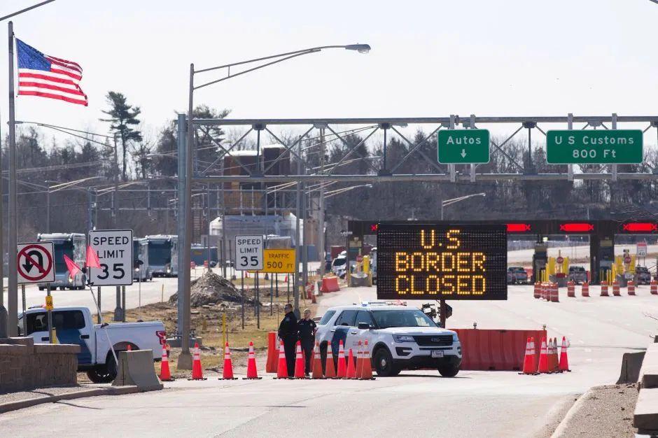 prohibidos cruces innecesarios en frontera