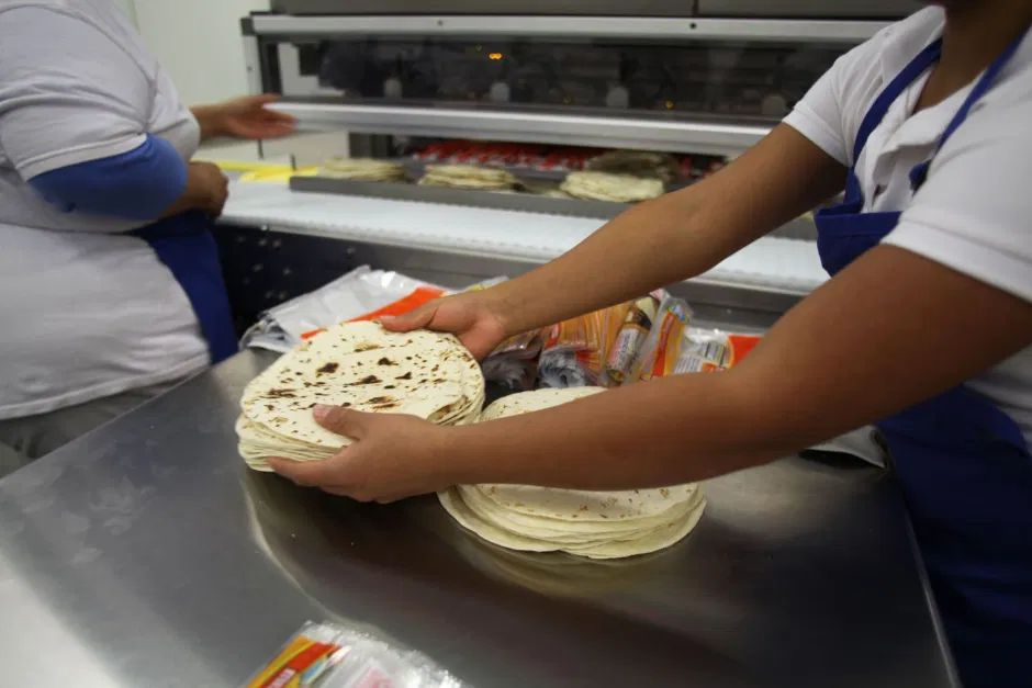 Coronavirus dispara las ventas de tortillas en Estados Unidos