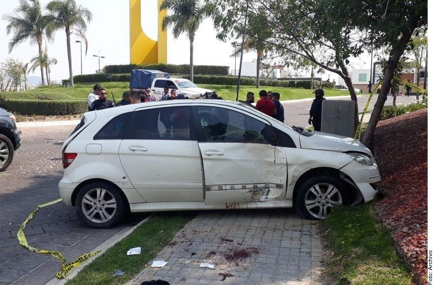Balacera y persecución en zona exclusiva de Puebla; caen dos integrantes del Cártel de Sinaloa