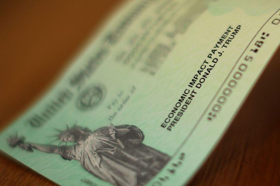 IRS envio de cheques