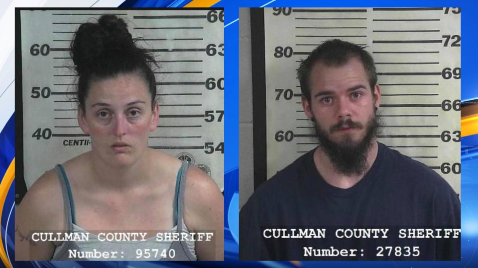 2 arrestados por torturar sexualmente a un niño en el condado de Cullman