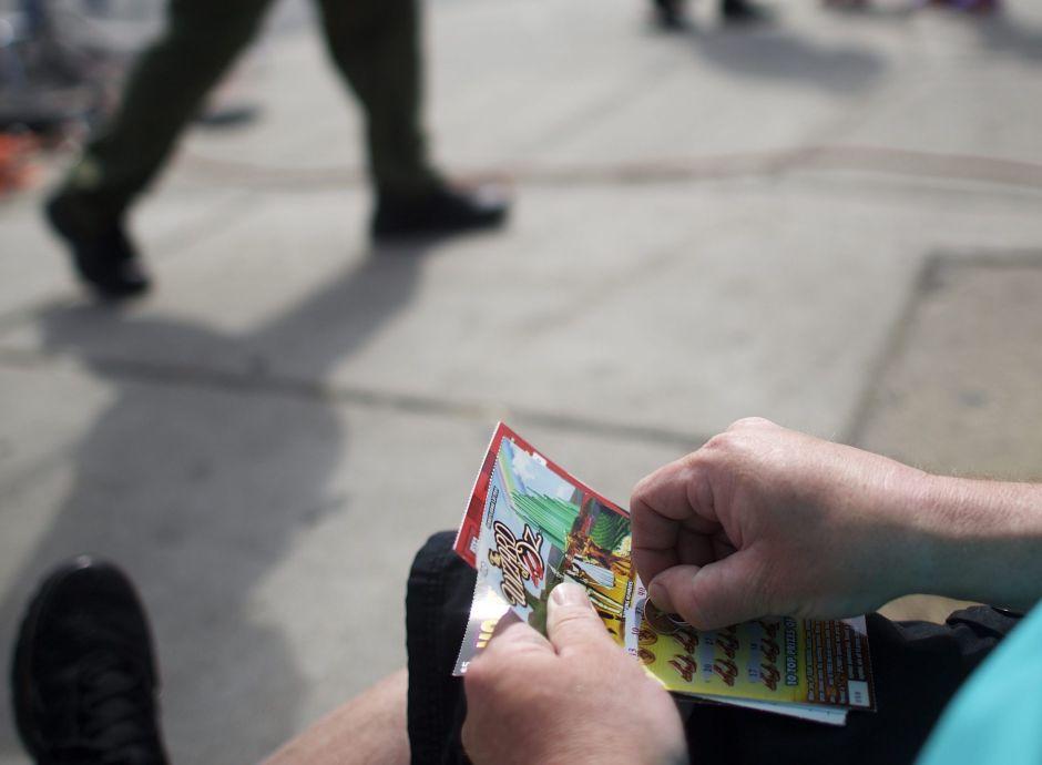 billete de loteria