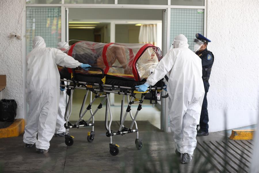 Han muerto más de 100 trabajadores de la salud en México por coronavirus