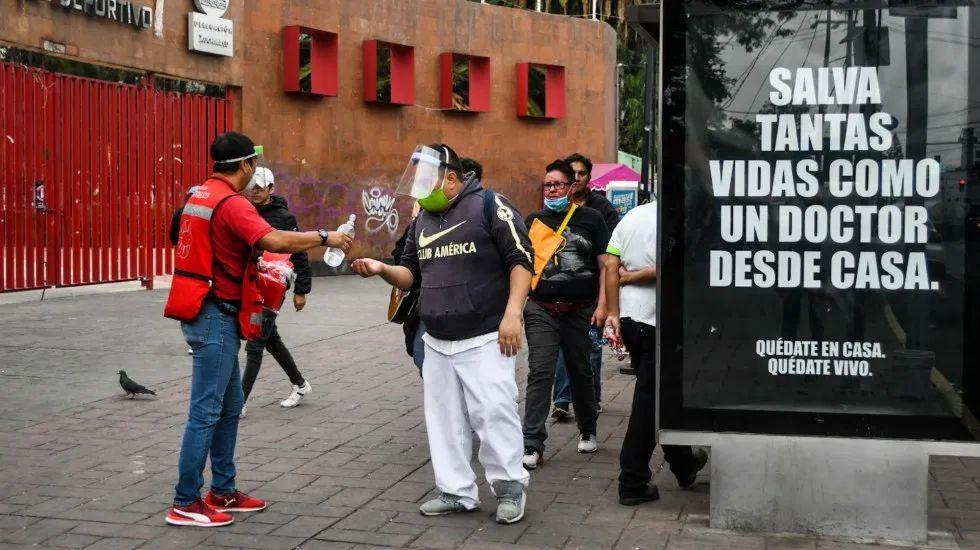 Suman 29 mil 616 casos confirmados y 2 mil 961 defunciones por COVID-19 en México