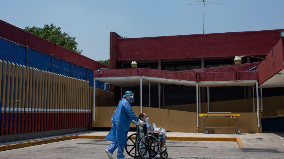 Mil 86 personas se encuentran intubadas por COVID-19 en hospitales de la Ciudad de México