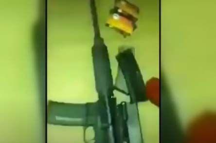 imagen compartida por pistolero