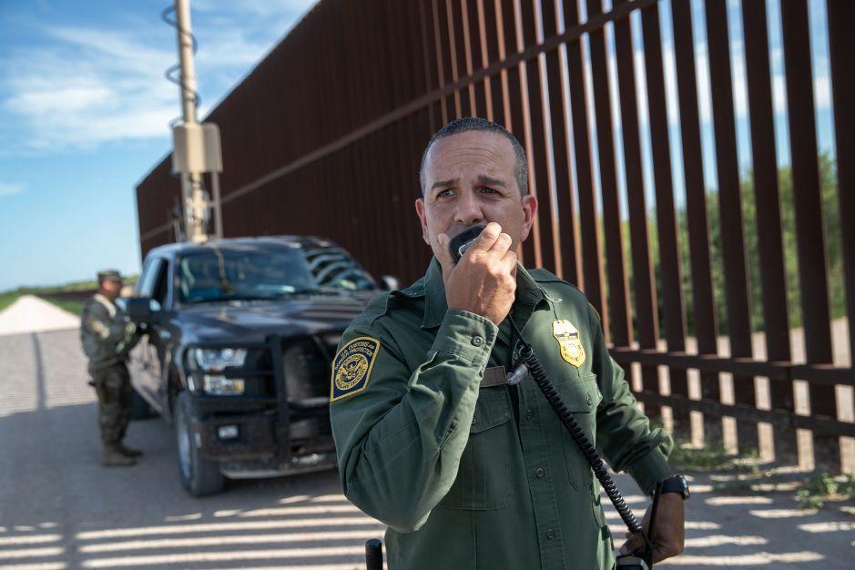 patrulla de frontera