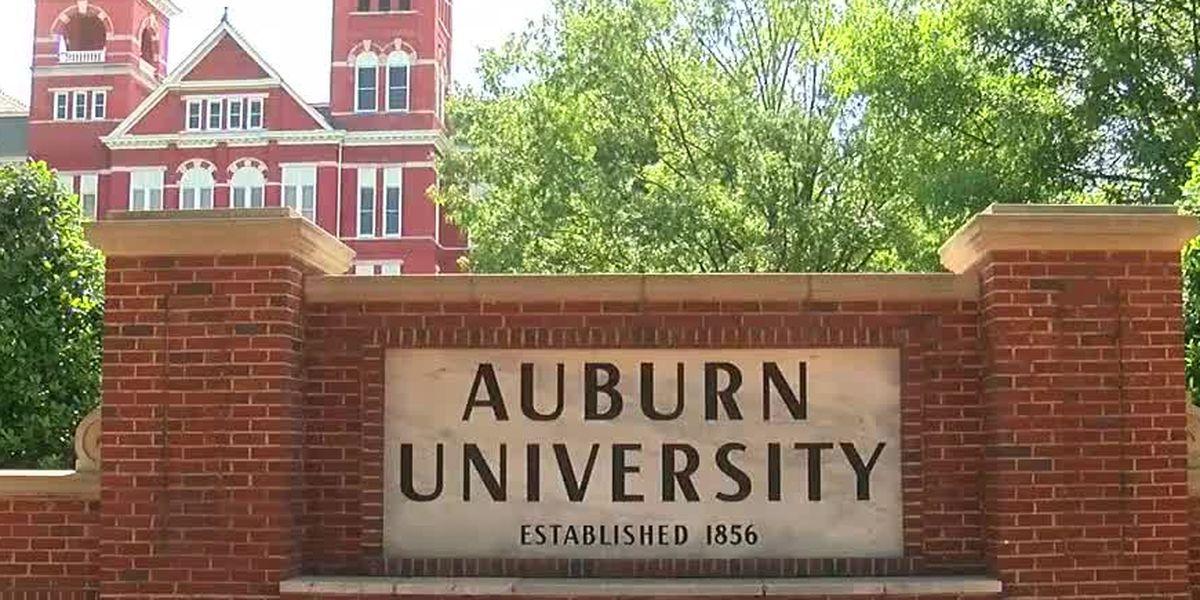 Se requieren mascarillas dentro de todos los edificios de la Universidad de Auburn, a partir del lunes
