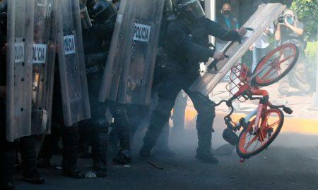 Disturbios CDMX 05 6