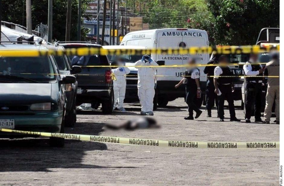 El domingo fue el día más violento en México, registró 117 asesinatos