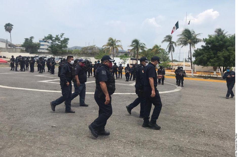 Matan a tiros al menos a 12 personas en Oaxaca – México; algunas fueron calcinadas