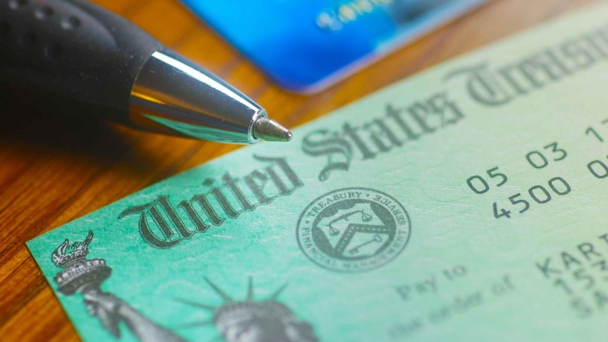 cheque seguro social
