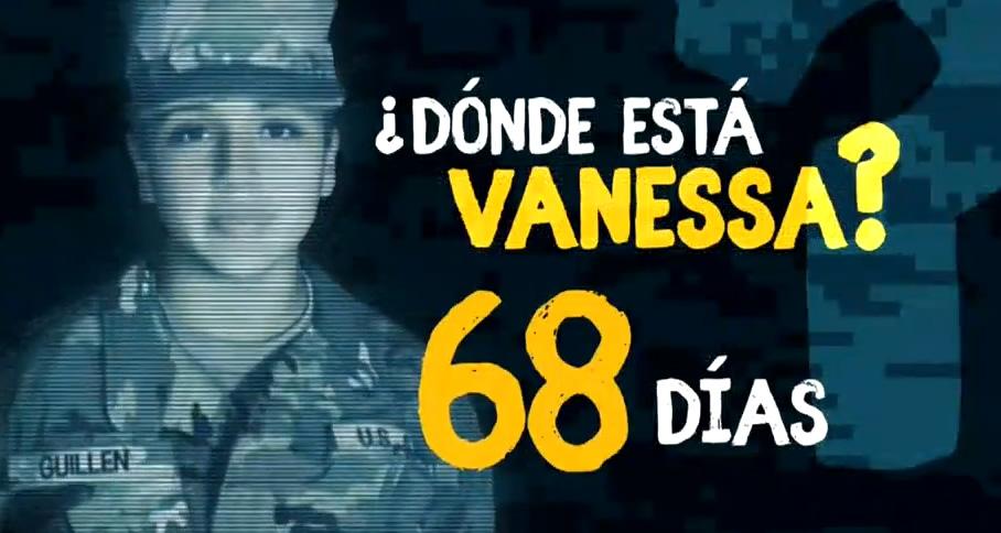 Hallan restos mortales cerca de la base militar donde desapareció Vanessa Guillén