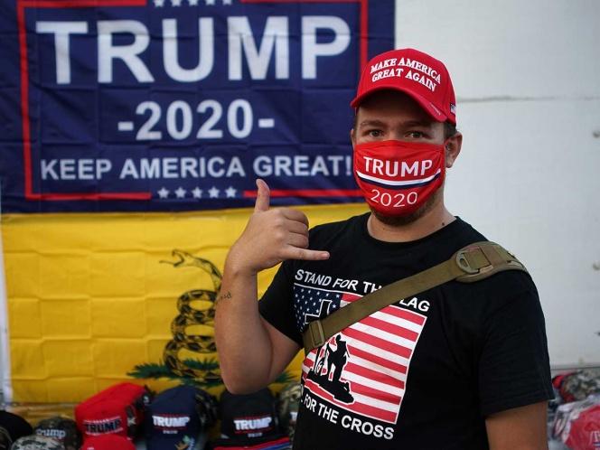 encuestas EEUU Trump dice ser ganador
