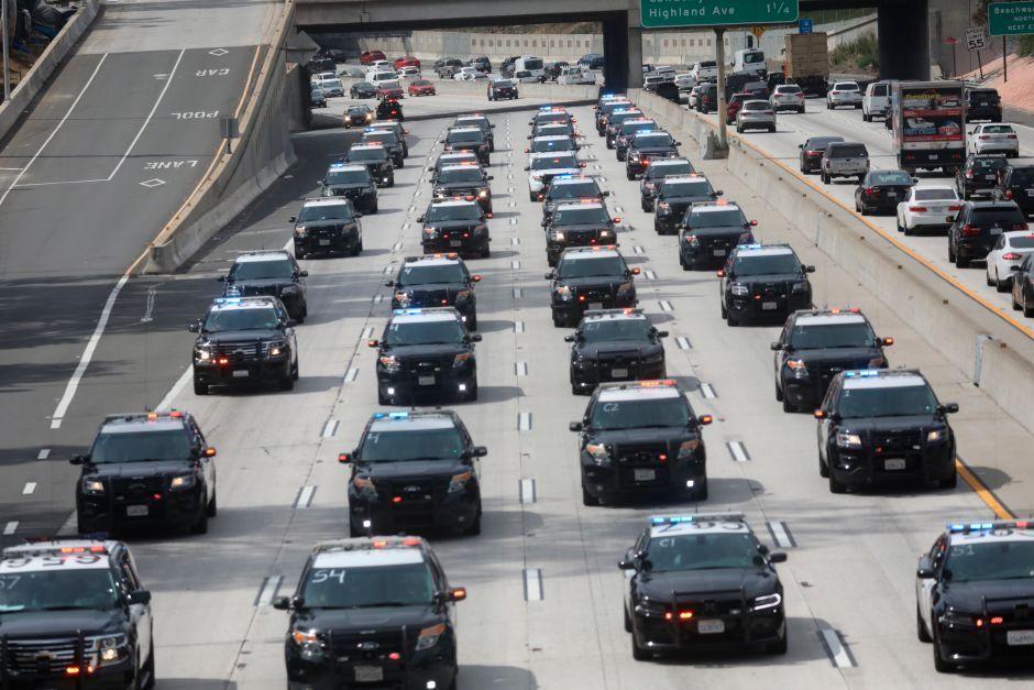 Toque de queda en el condado de Los Ángeles empezará a las 9:00 de la noche de este miércoles