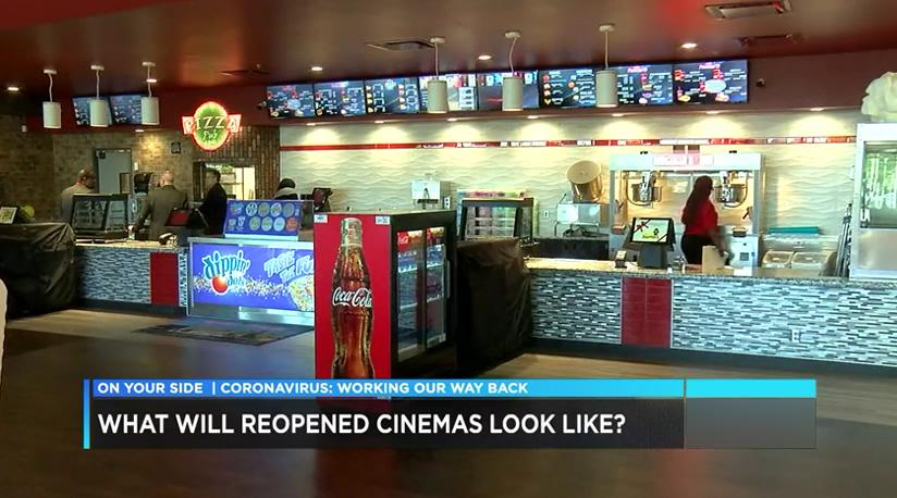 Lakeshore Premiere Cinema, listo para reabrir a finales de este mes